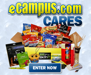 eCampus Cares Sweepstakes