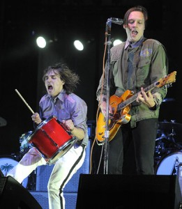 Arcade Fire headlined last year's Coachella