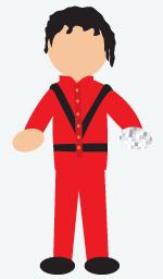 Michael Jackson Costume, DIY Michael Jackson Costume, Michael Jackson Halloween